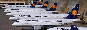 Treffen am Donnerstag: Cockpit und Lufthansa wollen verhandeln