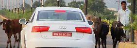 Auch deutsche Konzerne betroffen: Indien geht mit Millionen-Strafen gegen Autobauer vor