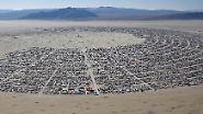 Mischung aus Woodstock, Love Parade und Mad Max: Burning Man - das bizarre Wüstenfestival