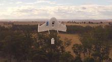 Video zeigt Prototypen in Aktion: Google testet Paket-Drohnen