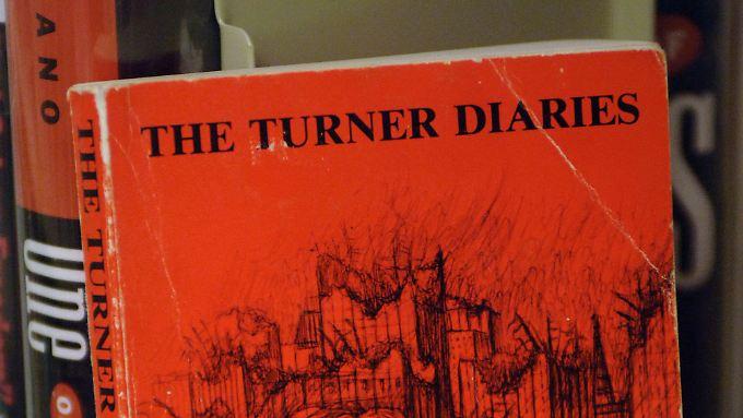 Unter Rechtsextremen gelten die Turner-Tagebücher als Kultbuch.