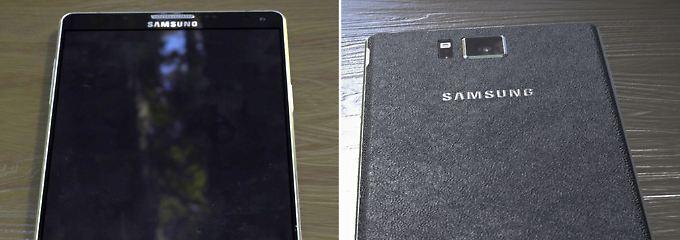 Hardware vom Feinsten: Galaxy Note 4 lässt Muskeln spielen