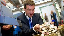 """""""Einnahmen stärker regionalisieren"""": Länder wollen mehr Steuern selbst erheben"""