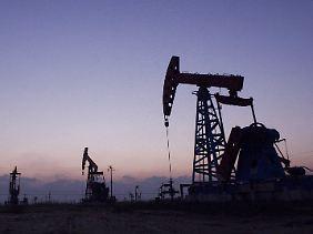Der chinesische Wirtschaftsumbau hat Auswirkungen auf die Öl-Nachfrage.
