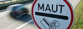 Maut-Streit ohne Ende: Seehofer rüffelt Schäuble
