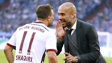 """Die Bundesliga in Wort und Witz: """"Fußball ist leider nicht wie Radfahren"""""""