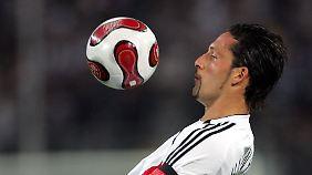 Kuranyi machte 52 Länderspiele für Deutschland.