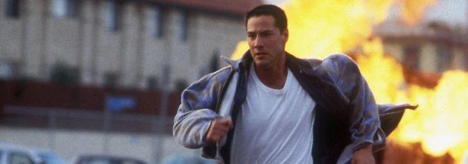 """50 Jahr', Action-Star: Keanu Reeves kann mehr als """"baller bumm"""""""