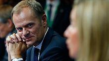 Person der Woche: Donald Tusk - ein Glücksfall für Europa