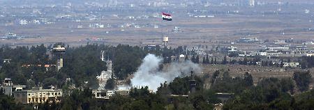 UN-Blauhelme als Geiseln: Al-Nusra-Front erpresst die Uno