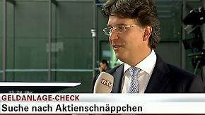 Geldanlage-Check: Frank Fischer, Shareholder Value Management