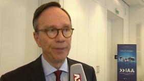 """Matthias Wissmann im n-tv Interview: """"Wir spüren die Abwertung des Rubel"""""""