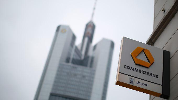 Banken-Gesundheitscheck: Commerzbank könnte Stresstets der EZB nicht bestehen