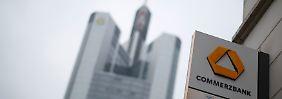 EZB-Gesundheitscheck: Commerzbank könnte Banken-Stresstest nicht bestehen