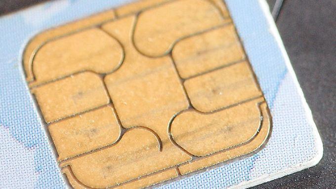 Smartcard werden unter anderem in Sim-Karten verwendet - gegen vier Hersteller geht nun die EU-Kommission vor.