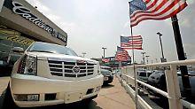 Erinnerung an Subprime-Katastrophe: US-Autoboom löst Krisenängste aus