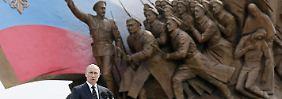 Der Sieben-Punkte-Verwirrplan: Putin prüft die Nato