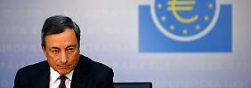 Kreditvergabe beleben: Draghi wagt sich an das heiße Eisen