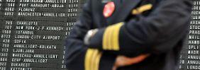 Sechsstündiger Ausstand: Lufthansa-Piloten kündigen Streik an