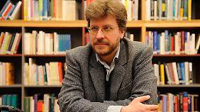 """Fyodor Lukyanov ist Herausgaber von """"Russia in Global Affairs"""", einer renommierten russischen Fachzeitschrift für Außenpolitik."""