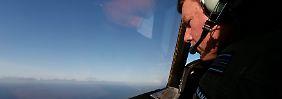 Spur zum vermissten Flug MH370?: Pilot entdeckt schwimmendes Objekt