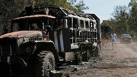 Trotz Waffenruhe in der Ukraine: EU einigt sich auf neue Sanktionen gegen Russland
