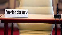 """""""Radikalisierungstendenzen"""": Ulbig sieht NPD vor Machtkämpfen"""