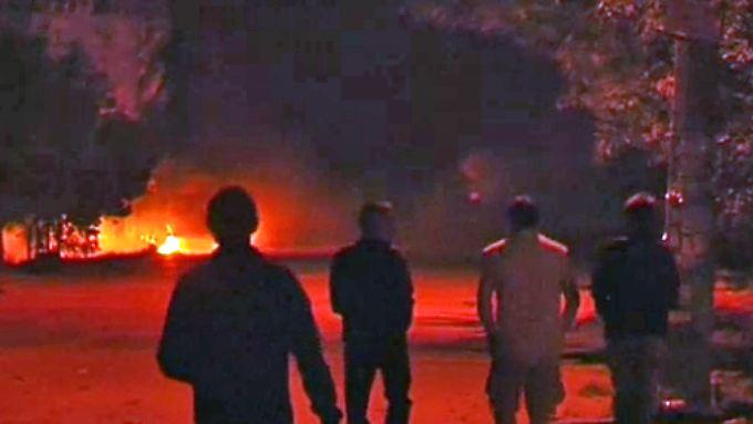 Trotz Waffenruhe in Ostukraine: Mariupol wird von Explosionen erschüttert