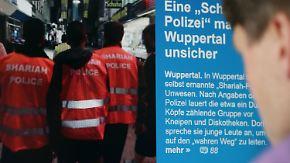 """""""Scharia-Polizei"""" in Wuppertal: Salafisten wollen nicht nur missionieren"""