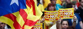 Europa im Sezessionsfieber: Wie die Schotten, so die Katalanen?