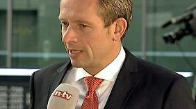"""Frank Meyer spricht mit Stefan Riße: """"Ich würde genauso handeln wie Draghi"""""""