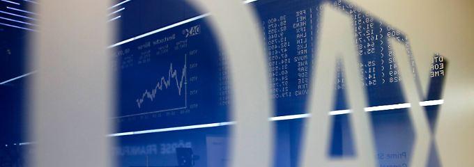 D wie Deutschland: Wenn die US-Zinsen steigen, dürfte dem Dax schnell die Luft ausgehen.