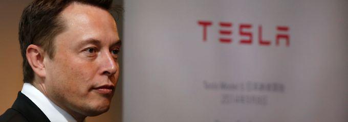 Musk fordert mehr Engagement: Tesla plant Batteriefabrik in Deutschland