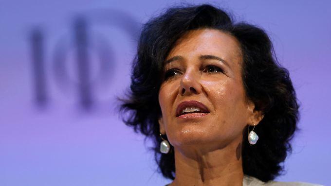 Ana Botíns war bisher als Präsidentin des britischen Ablegers Santander UK tätig.