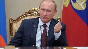 Dass sein Kriegstestlauf als Drohgebärde wahrgenommen wird, dürfte Putin klar sein.
