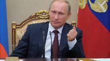 """""""Riga, Tallin, Vilnius, Warschau"""": Putins Drohungen gingen wohl viel weiter"""