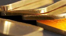 Auch wenn es viele für wertbeständig halten:Anleger sollten nicht mehr als zehn Prozent ihres Vermögens in Gold anlegen.