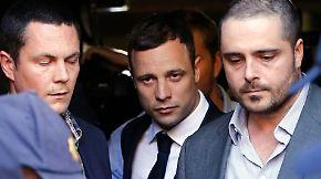 Richterin hat Schicksal in der Hand: Pistorius beging weder Mord noch Totschlag