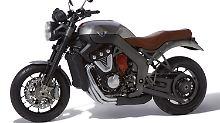 Feiert Premiere auf der Motorradmesse Intermot: Die neue Horex.
