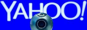 Streit um Nutzerdaten für die NSA: USA drohten Yahoo mit hohen Strafen
