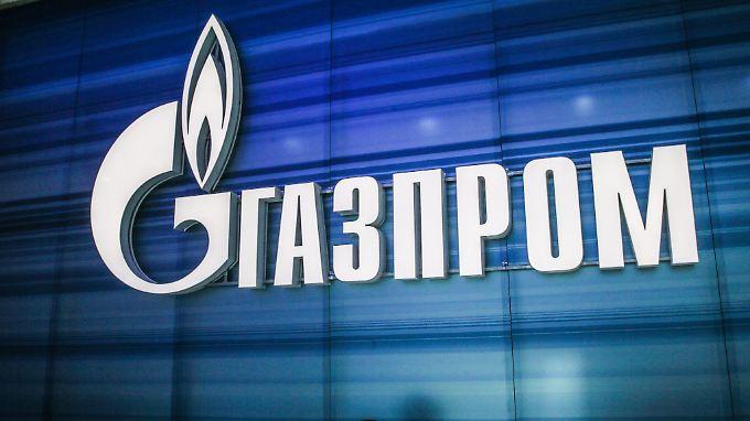 Gazprom hatte betont, exakt die Menge geliefert zu haben, wie in den Tagen davor.