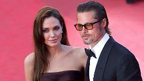 Promi-News des Tages: Pitt und Jolie wollen einen Gang zurückschalten