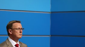 Erster linker Ministerpräsident?: SPD hat es in Thüringen in der Hand