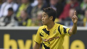 Die Highlights des 3. Spieltages: Kagawa sorgt für Gänsehaut, HSV-Krise spitzt sich zu