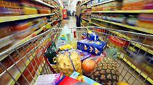 In Schweden stehen 18 Tage vor der Wahl in zahlreichen Supermärkten Urnen, in die die Bürger ihre Stimmzettel einwerfen können.
