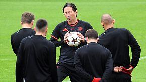 Mit breiter Brust nach Monaco: Leverkusen strotzt vor Selbstvertrauen