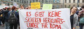 Bundesrat stimmt für Asylgesetz: Grüne erleichtern Abschiebung
