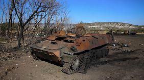 Friedensplan für die Ostukraine: Rebellen und Regierung einigen sich auf Pufferzone