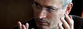 Ziel Parlamentswahlen 2016: Chodorkowski fordert Putin heraus