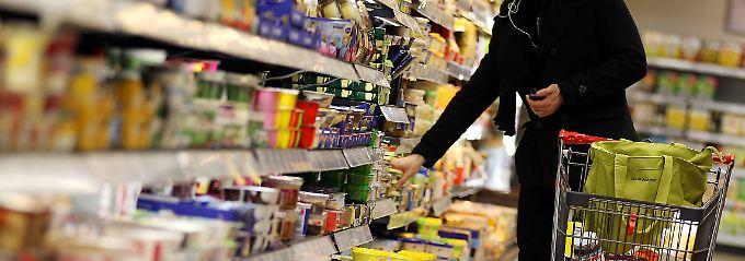 """Ein Regal voller Lügen? - """"Die Täuschung ist im Supermarkt einfach die Regel."""""""